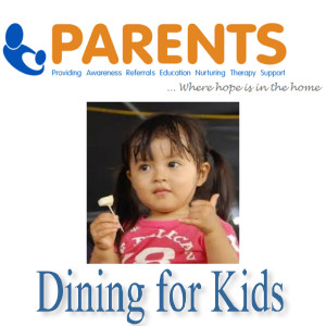 Dining For Kids Logo
