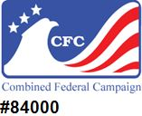 Combined Federal Campaign Logo with #