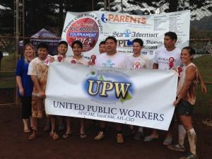 UPW 2nd Place Winners 2