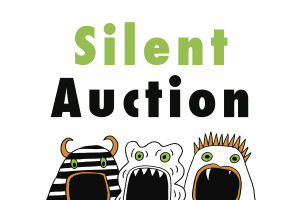 Silent Auction Monsters!
