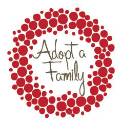 Adopt a Family Wreath