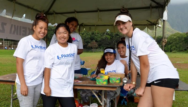 Keiki Zone - Kailua High School Varsity Softball Team