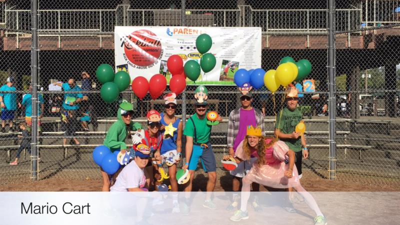Costume Contest Winners Hilo - Mario Kart