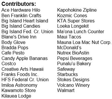 Hilo Contributors List